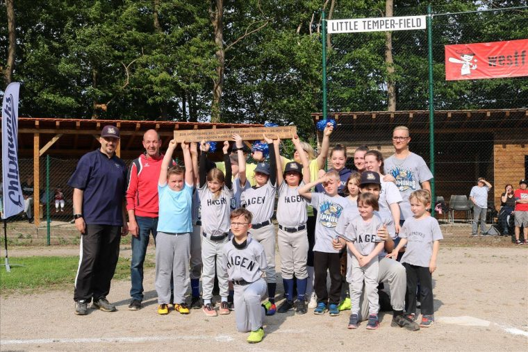 """Little Temper Field""-News und ""City League"" zu Gast in Hagen"