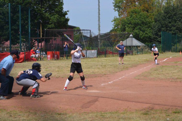 Softball Freundschaftsspiel